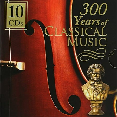 - 300 Years of Classical Music (CD)