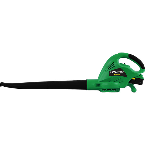 Weed Eater Dual Speed 80 to120-MPH Cordless Electric Lawn Blower