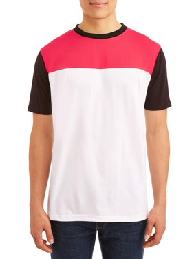 013c003aa Product Image PNW Men's Short Sleeve Color Block T-Shirt