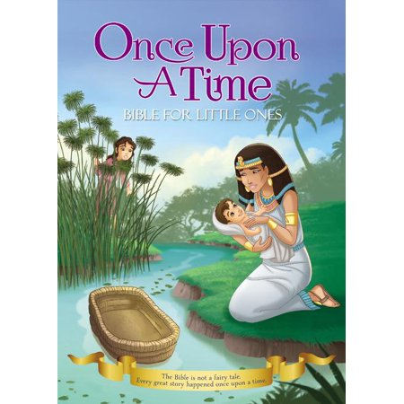 Once Upon a Time Bible for Little Ones (Board