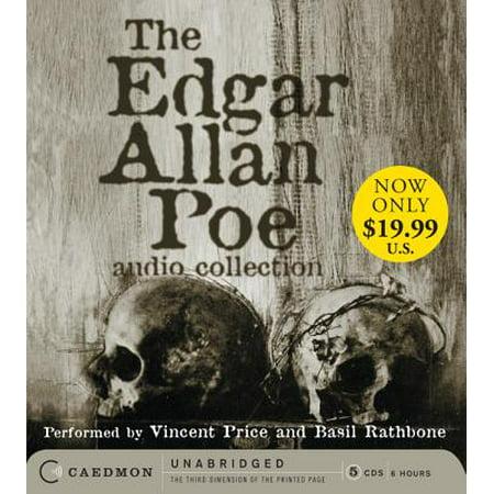 Edgar Allan Poe Halloween Party Ideas (Edgar Allan Poe Audio Collection Low Price)