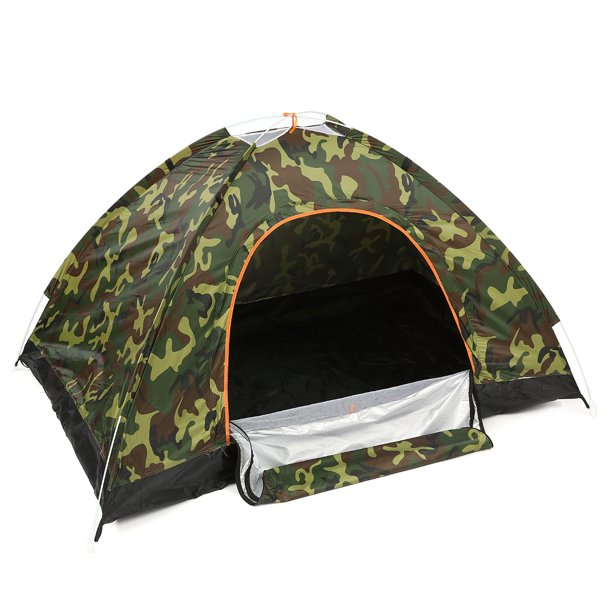 4 Person Camping Tent Automatic Up Tent Folding Tent ...