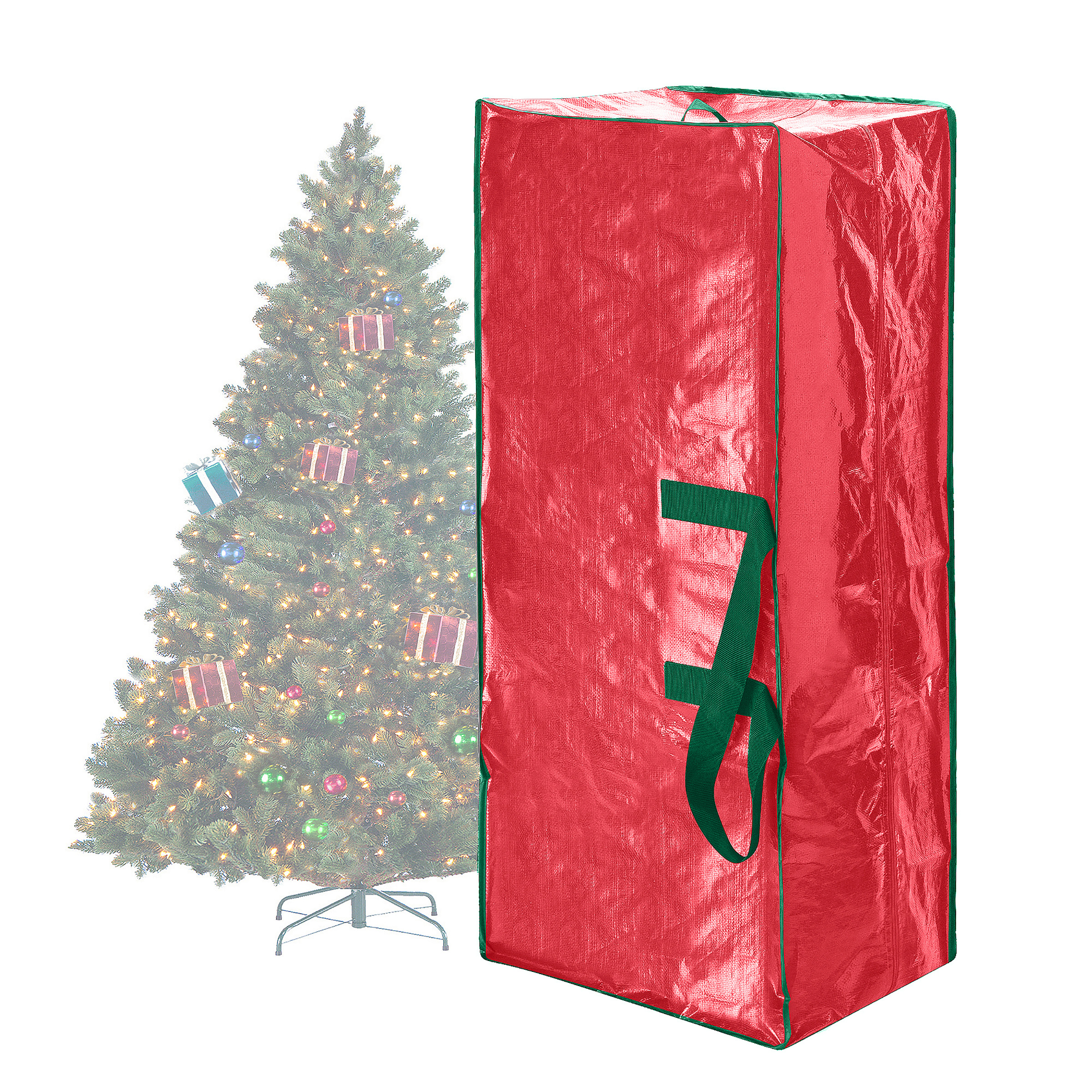 Elf Stor Premium Christmas Tree Bag Holiday Large For up to 7.5 Ft Tree