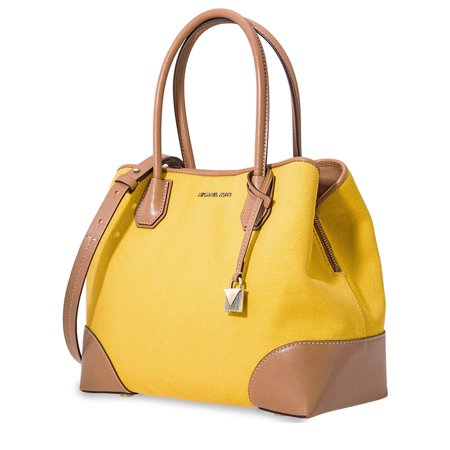 Bag Gallery (Michael Kors Mercer Gallery Medium Satchel- Jasmine)