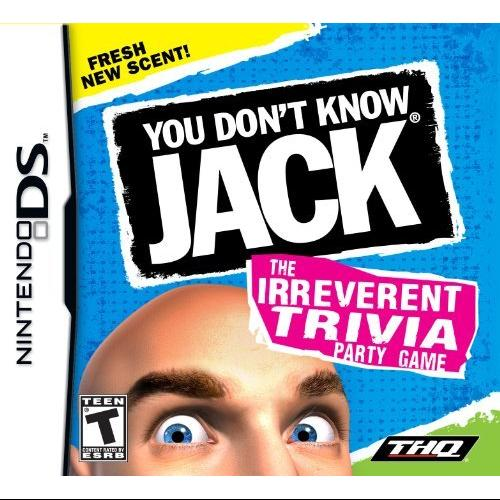 Thq You Don't Know Jack Entertainment Game - Nintendo Ds (36427)