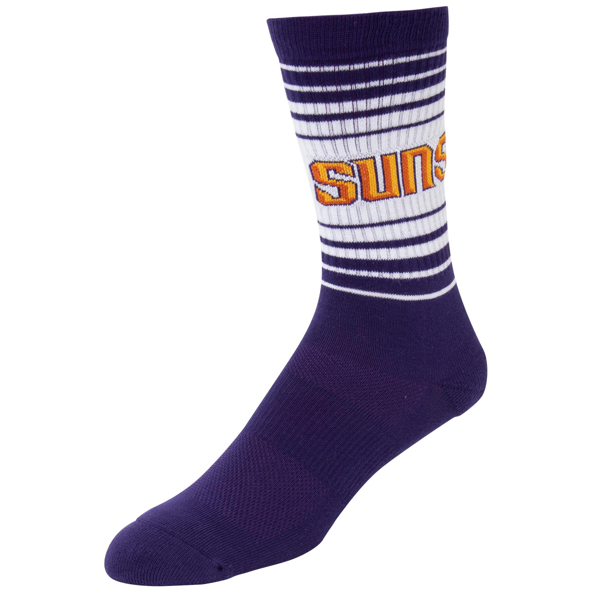 Phoenix Suns Horizon Crew Socks - L