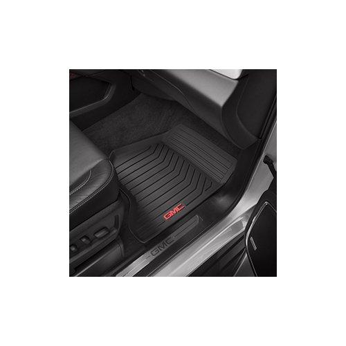 Gm 23452756 Front Premium All Weather Floor Mats Gmc Yukon Xl