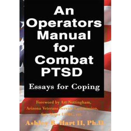 An Operators Manual for Combat Ptsd - eBook