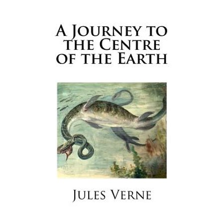 A Journey to the Centre of the Earth by