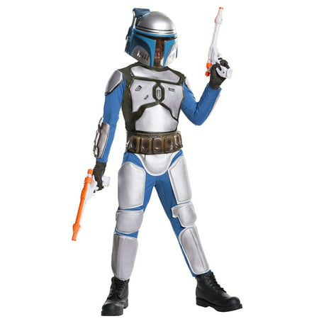 Star Wars Deluxe Jango Fett Child Costume