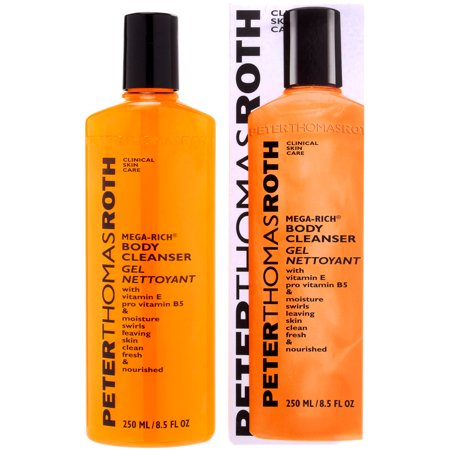 Peter Thomas Roth Mega-Rich Body Cleanser, 8.5 Oz
