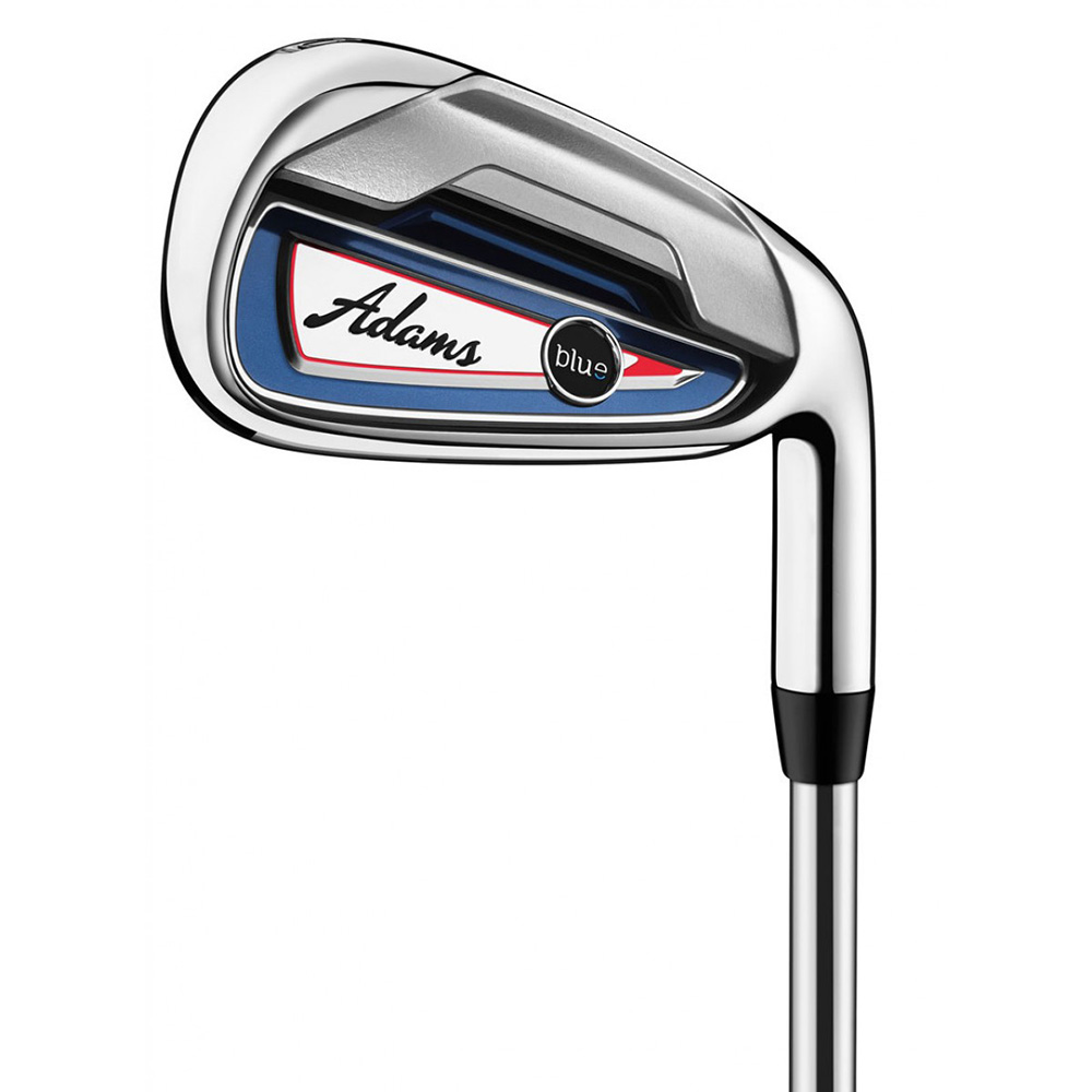 NEW Adams Golf Blue Irons - Choose Set Composition, Flex & Shaft