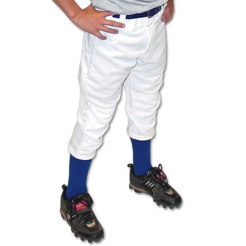 Belted Waist Baseball Pant Adult-Adult or Youth:Adult,Color:Black,Size:SML by Alleson Athletic