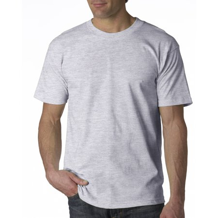 A Product of Bayside Adult Short-Sleeve T-Shirt - ASH - M [Saving and Discount on bulk, Code Christo]