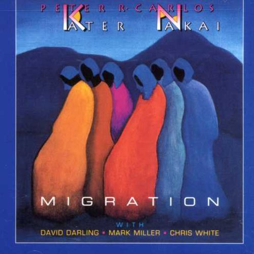 Kater/Nakai - Migration [CD]