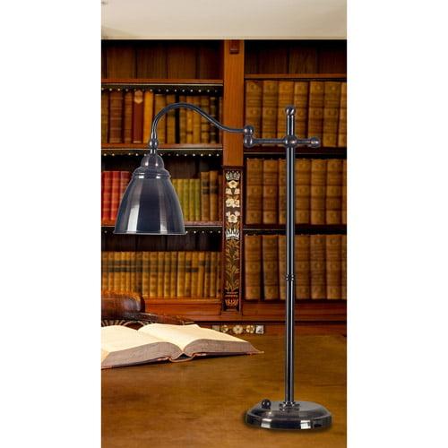 Kenroy Home Alexander Table Lamp, Copper Bronze