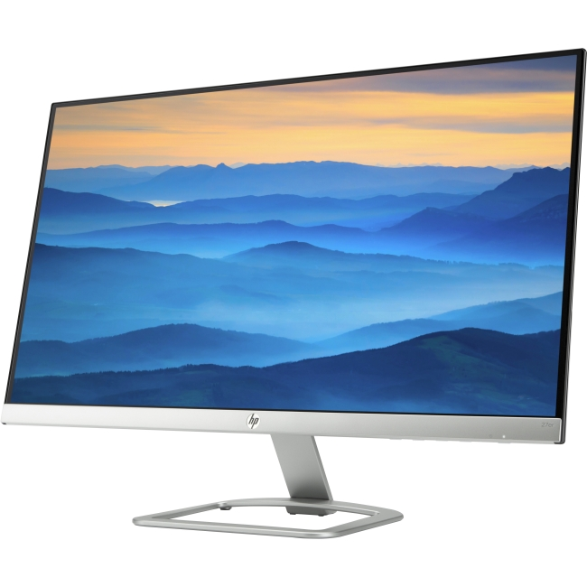 "HP 27"" LED-Backlit Widescreen Monitor (27er Natural Silver)"
