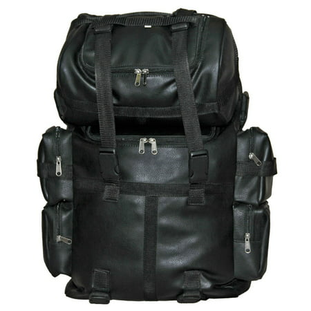 Expandable Sissy Bar Bag and Roll Bag by Vance Leather's ()