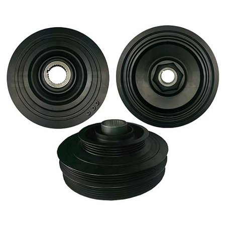 1995-1997 NEW Honda Accord 2.7 V6 Crankshaft Pulley Harmonic Balancer :