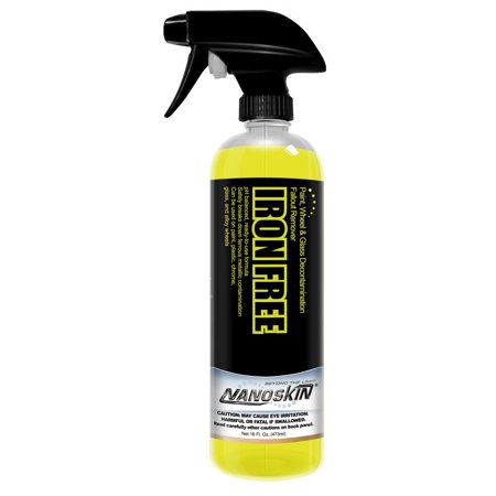 Nanoskin (NA-IFE16) IRON FREE , Wheel And Glass Decontamination Fall Out Remover - 16 (Glass Icon)