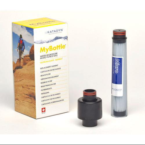 Katadyn MyBottle Microfilter & Purifier Bottle Replacement Cartridge 8014523