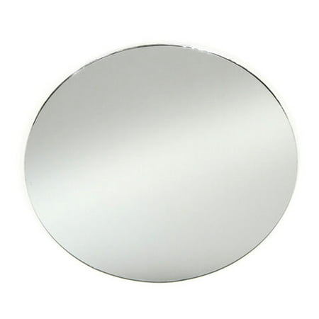 Floral Mirror Round 6 Inches