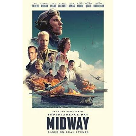 Midway (4K Ultra HD + Blu-ray + Digital Copy)