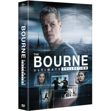 Ultimate Bourne Collection (Bourne: The Ultimate Collection (DVD))
