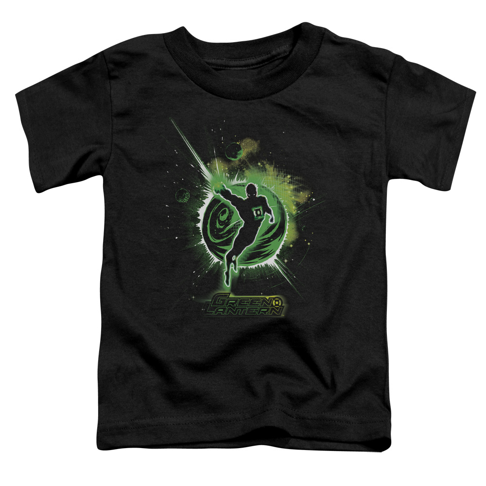 Green Lantern/Shadow Lantern   S/S Toddler Tee   Black      Gl210