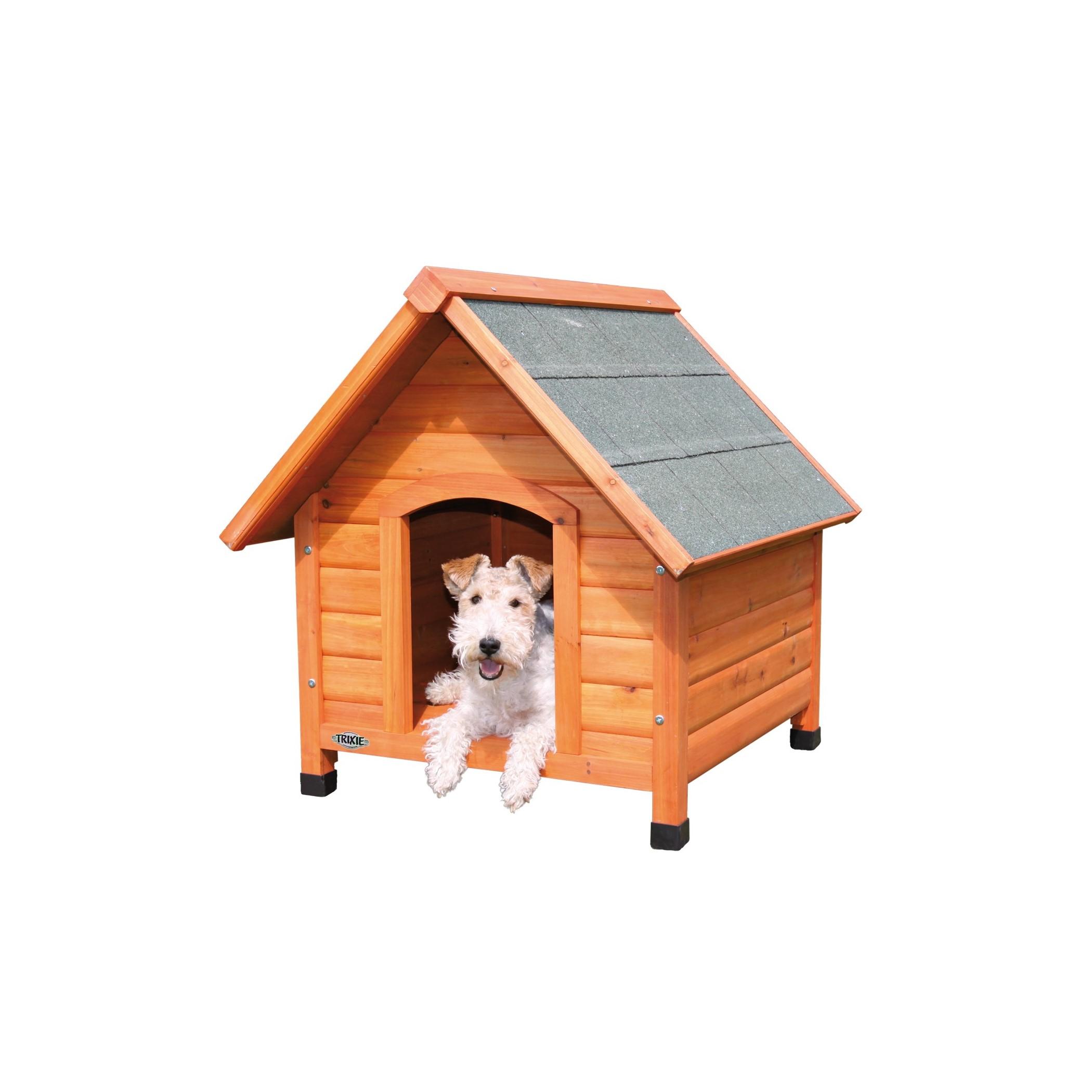 Trixie Pet Log Cabin Dog House (S)