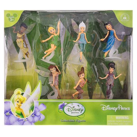 disney parks tinker bell and fairies playset new with box for $<!---->