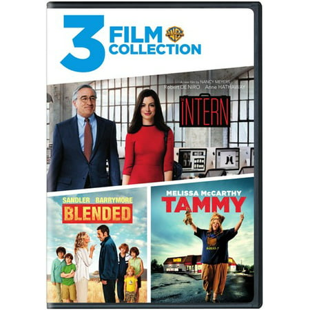 3 Film Collection: The Intern / Tammy / Blended - Blend Collection