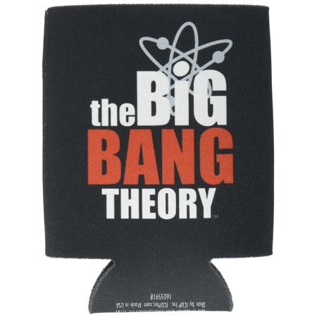 Big Bang Theory Bazinga Can Holder, Clear, Up to date and trendy logos By (College Logo Holders)