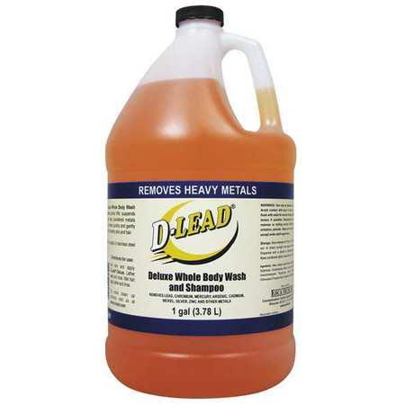 Body Wash Refill (D-LEAD D-LEAD 1 gal. Almond Shampoo and Body Wash Refill, 4224ES-4)