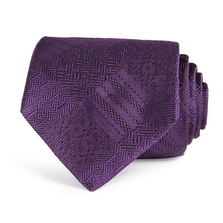 cde2f5ab5a56 Turnbull & Asser - Turnbull & Asser NEW Solid Purple Men's Wide ...