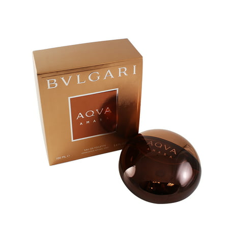Bvlgari Aqva Amara Eau De Toilette Spray 3.4 Oz / 100 Ml