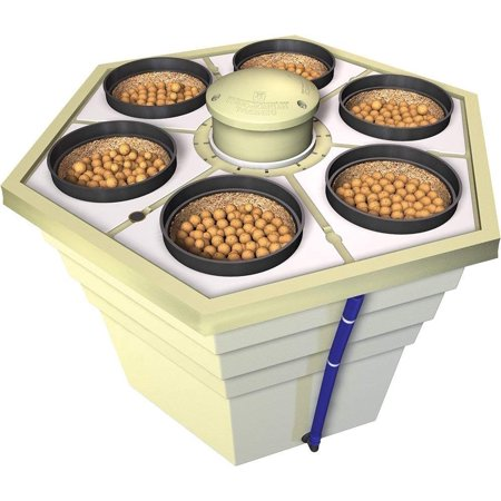 General Hydroponics Rainforest 66 Aeroponic System for Medium to Large Size