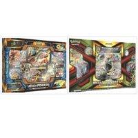 Pokemon Trading Card Game Mega Powers Collection Box and Mega Tyranitar EX Premium Collection Box Bundle, 1 of Each