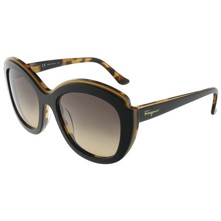 Salvatore Ferragamo SF726S 006 Black Havana Butterfly sunglasses Salvatore Ferragamo SF726S 006 Black Havana Butterfly sunglasses