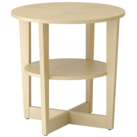 Birch Dining Room Side Table - Ikea Side table, birch veneer, 30214.14205.1410