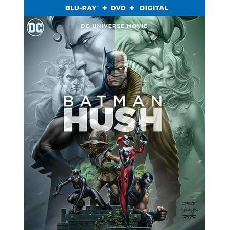 Batman: Hush (Blu-ray + DVD)