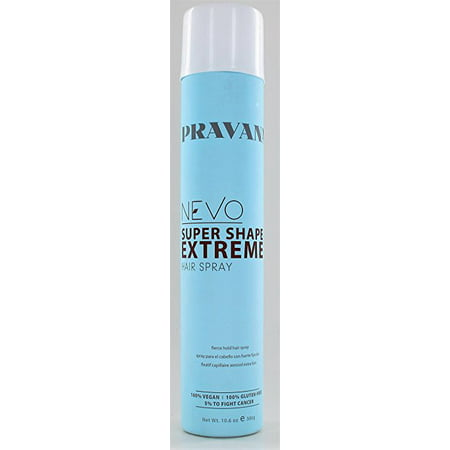 Pravana Nevo Super Shape Extreme Hair Spray 10 6 Oz