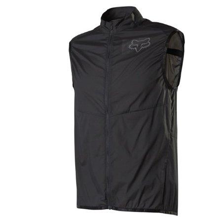 Fox Racing Bike - Fox Racing Mountain Bike Dawn Patrol Wind Vest [Black] X-Large