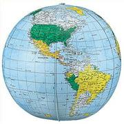 REPLOGLE GLOBES RE-15001 POLITICAL-INFLATE GLOBE 12-ES 12