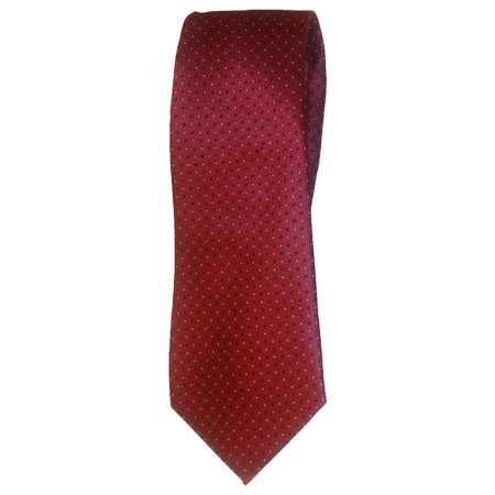 Republic Men Woven Microfiber Printed Neck Tie