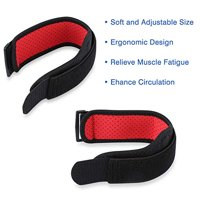 LHCER Elbow Brace,Adjustable Neoprene Elbow Strap Brace Forearm Support Protector for Muscle Pain Relief, Sports Elbow Protector