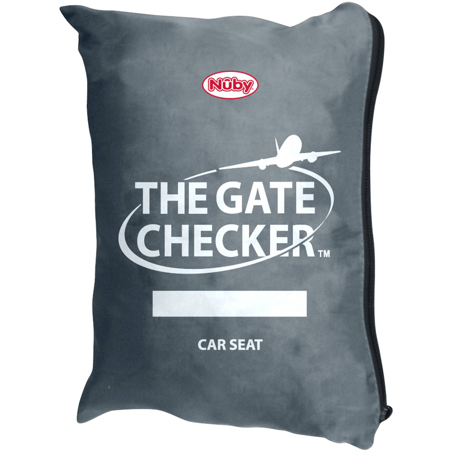 Nuby Car Seat Gate Checker Bag