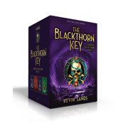 The Blackthorn Key Cryptic Collection Books 1-4 : The Blackthorn Key; Mark of the Plague; The Assassin's Curse; Call of the Wraith