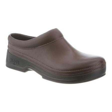 Anywear Lightweight Clogs - Klogs Zest Women's Lightweight Slip-resistant Clogs - Chestnut