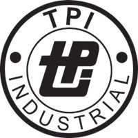 "TPI Corporation CF12 12"" Commercial Floor Fan"